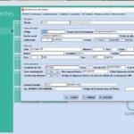 Capturas de pantalla del Módulo de Gestión de Clientes del Cloud ERP Company Kit