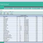Capturas de pantalla del Módulo de Contabilidad del Cloud ERP Company Kit