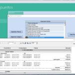 Capturas de pantalla del Módulo de Impuestos del Cloud ERP Company Kit