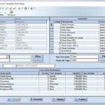 Capturas de pantalla del Módulo de Liquidación de Sueldos del Cloud ERP Company Kit