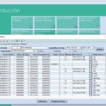 Capturas de pantalla del Módulo de Producción MRP del Cloud ERP Company Kit