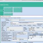 Capturas de pantalla del Módulo de Gestión de Proveedores del Cloud ERP Company Kit