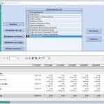 Capturas de pantalla del Módulo de Tesorería del Cloud ERP Company Kit