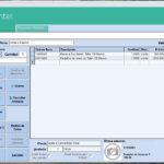 Capturas de pantalla del Módulo de Ventas y Facturación del Cloud ERP Company Kit